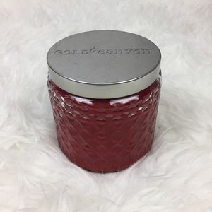 Gold Canyon 16 oz Jar Candle Cinnamon Pinecones